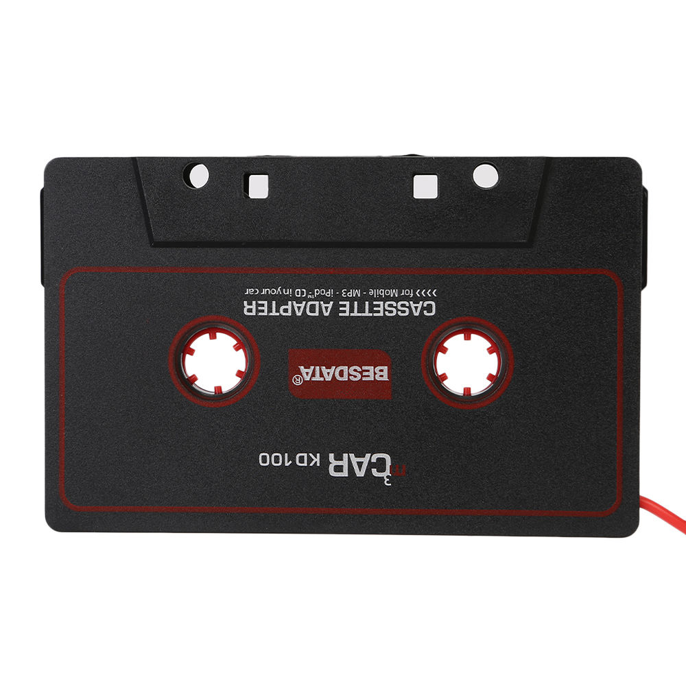how to use a cassette adapter for iphone
