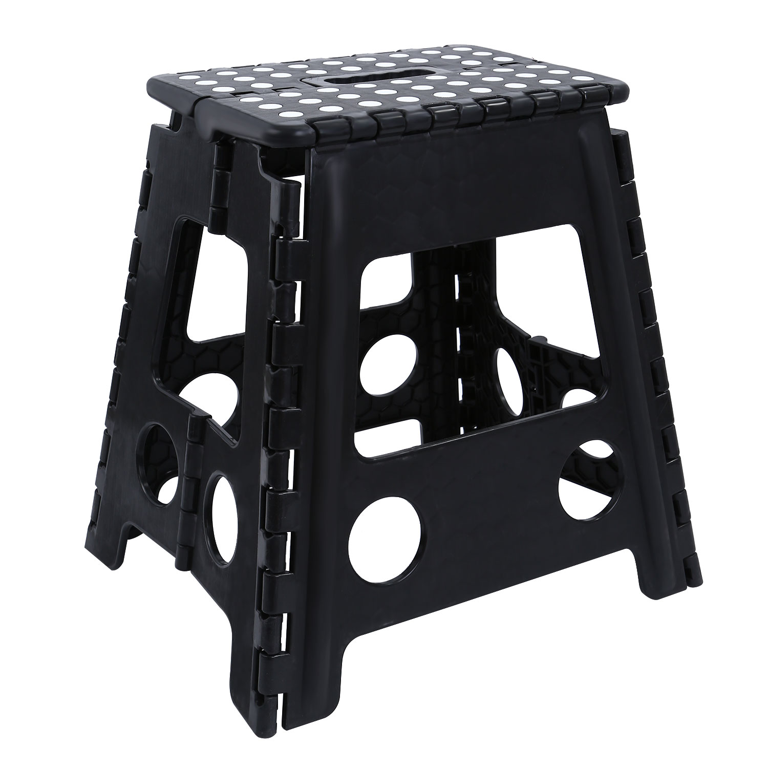 Toddlers kids adults folding step stool for bathroom kitchen garden anti slip ebay Bathroom step stool for kids