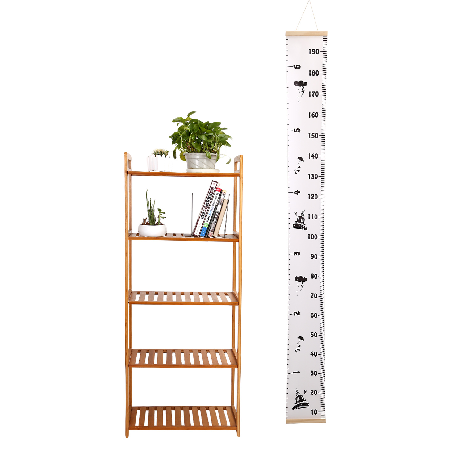 Wall hanging ruler kids baby height growth chart nursery child image is loading wall hanging ruler kids baby height growth chart nvjuhfo Images