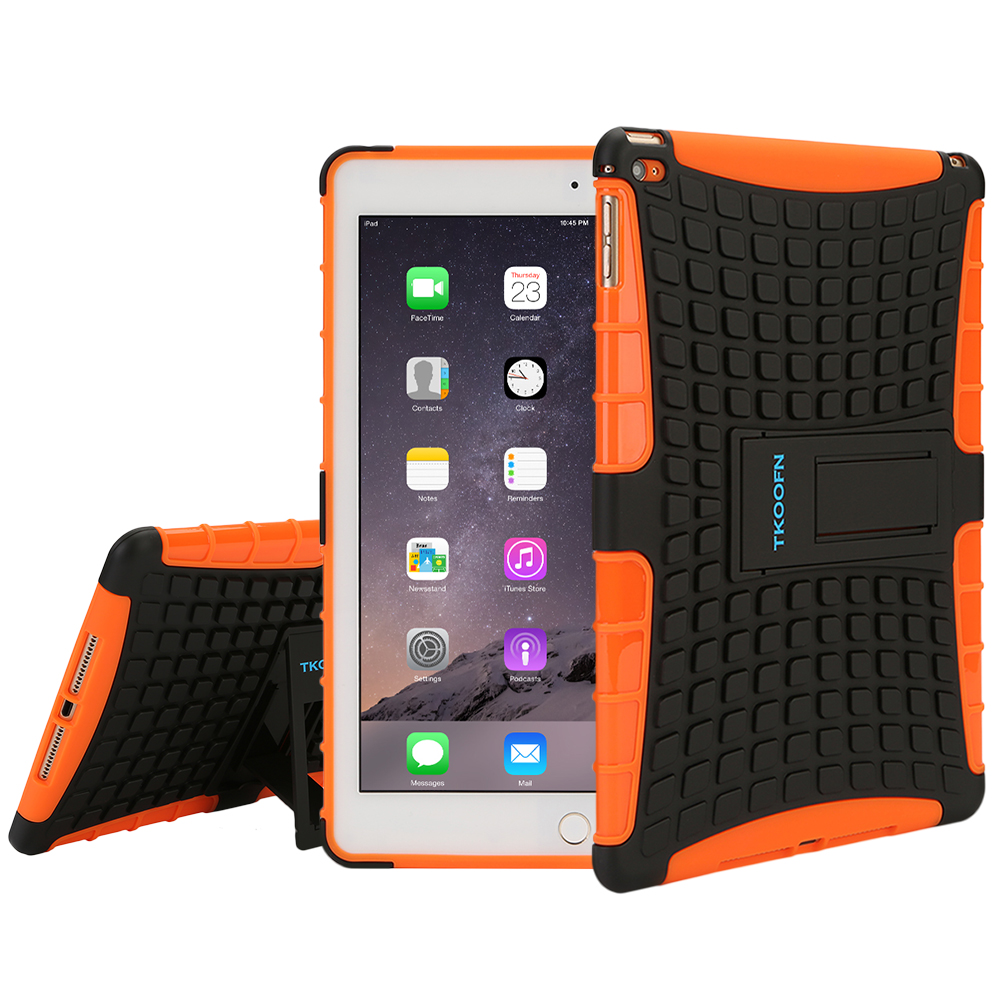 For iPad Mini 1 2 3 iPad 2/3/4 Shockproof Protector Stand ...