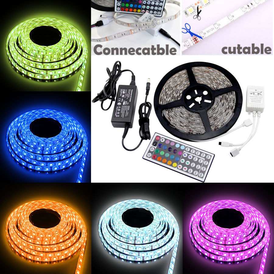Strip light valentines day decor collection on ebay 20m 15m 10m 5m 3528 5050 led strip lights lamps coolwarm white party decoration mozeypictures Choice Image